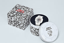 "Load image into Gallery viewer, Casio BABY G x ""HELLO KITTY"" (Graffiti Art) BA-120KT"