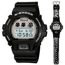 "Load image into Gallery viewer, Casio G SHOCK x ""GODZILLA"" King of the Monster DW-6900BGODZ 2009 Edition 2nd edition"