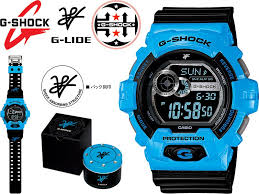 "Casio G SHOCK 30th Anniversary x ""LOUIE VITO"" GLS-8900LV"