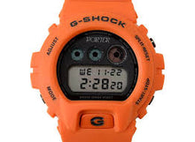 "Load image into Gallery viewer, Casio G SHOCK x Yoshida & Co ""PORTER"" DW-6900FS (ORANGE)"