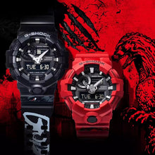 "Load image into Gallery viewer, Casio G SHOCK 2020 x ""GODZILLA"" King of the Monster GA-700GDZ (BLACK) With Special Packing 3rd Edition"