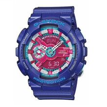 Load image into Gallery viewer, Casio G SHOCK S-Series Blue GMA-S110HC