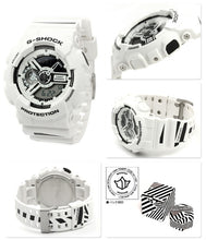 "Load image into Gallery viewer, Casio G SHOCK x ""MAHARISHI"" Bamdazzle GA-110MH"