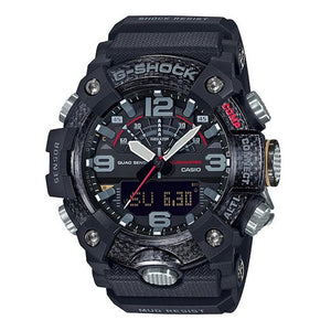 "Casio G Shock ""MUDMASTER"" with Carbon Core GG-B100 (Black)"