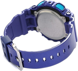Casio G SHOCK S-Series Blue GMA-S110HC
