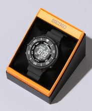 "Load image into Gallery viewer, Seiko PROSPEX x ""BEAUTY & YOUTH UNITED ARROWS"" Digital Solar Power SBEP017"