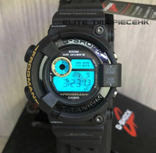"Load image into Gallery viewer, Casio G SHOCK ""MEN IN BLACK"" Frogman DW-8200BM"