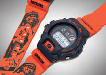 "Load image into Gallery viewer, Casio G SHOCK x ""HYSTERIC GLAMOUR"" DW-6900FS"