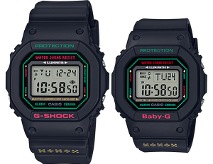 "Casio G SHOCK G Presents ""LOVER COLLECTION"" LOV-19B 2019/2020"