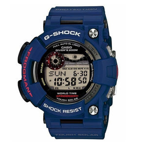 "Casio G SHOCK ""MEN IN NAVY"" Frogman GF-1000NV"