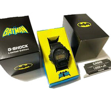 "Load image into Gallery viewer, Casio G SHOCK x ""BATMAN"" Dark Knight DW-6900FS"