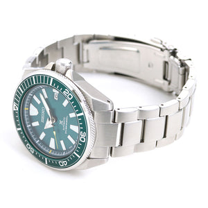 "Seiko PROSPEX Japan Exclusive ""GREEN HULK SAMURAI"" SBDY043"