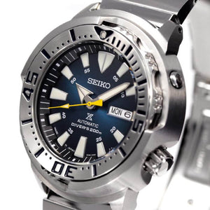 "Seiko PROSPEX 2020 Japan Exclusive ""DEEP BLUE BABY TUNA"" SBDY055"