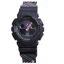 "Load image into Gallery viewer, Casio G SHOCK x ""VOICE OF CHINA"" GA-100C (Pink)"