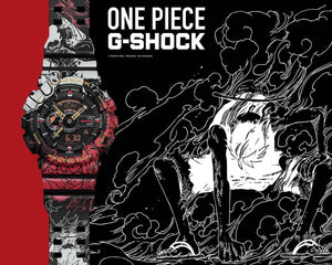 "Casio G-SHOCK 2020SS x ""ONE PIECE"" ワンピース GA-110JOP-1A4"