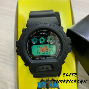 "Casio G SHOCK x ""BATMAN"" Dark Knight DW-6900FS"