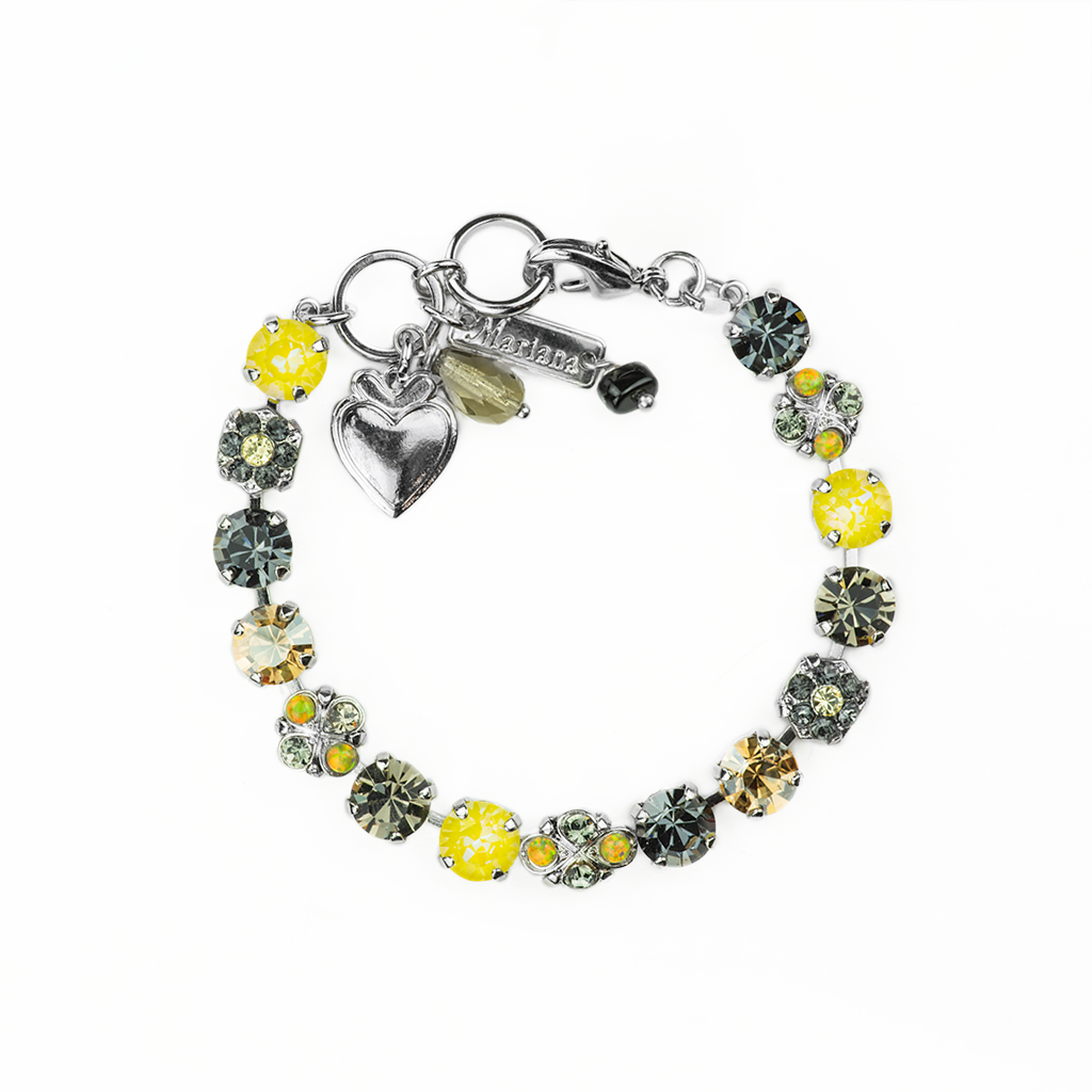 "Must-Have Cluster Bracelet in ""Painted Lady"" *Preorder*"