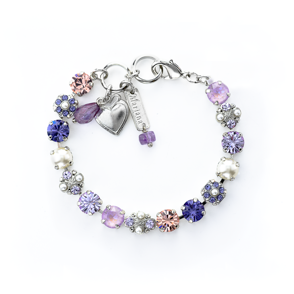 "Must-Have Cluster Bracelet in ""Romance"" *Preorder*"