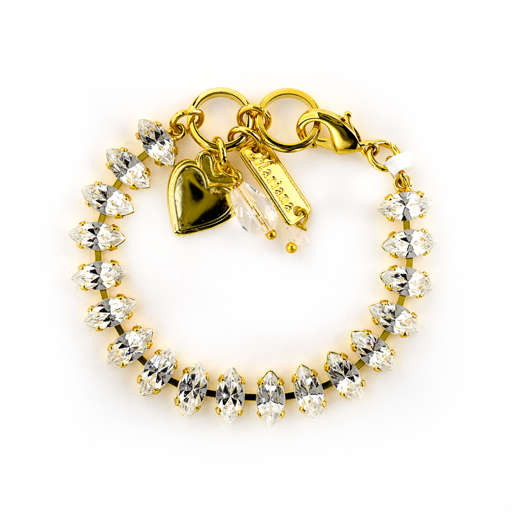 "Marquise Bracelet in ""On a Clear Day"" *Preorder*"