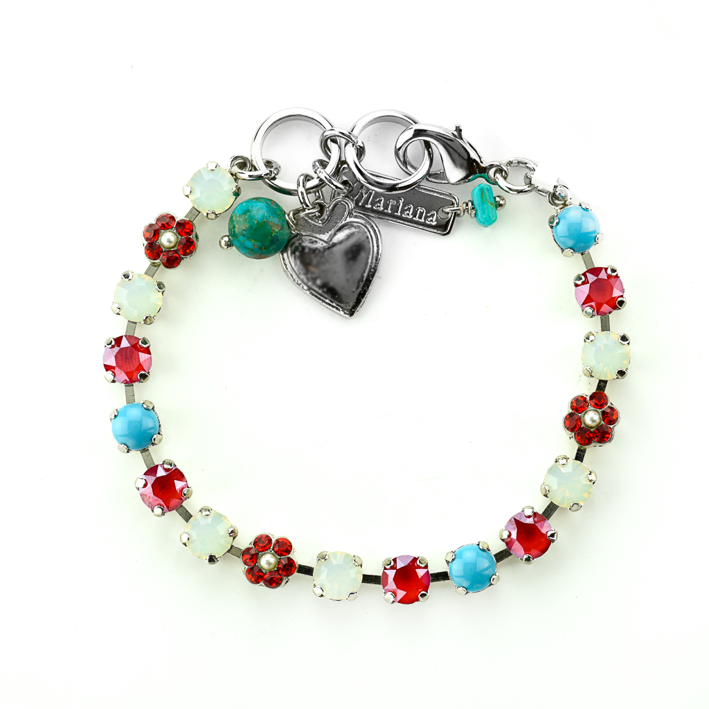 "Petite Rosette Bracelet in ""Happiness"" *Preorder*"