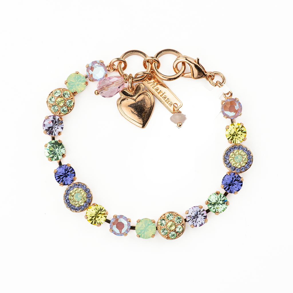 "Must-Have Rosette Bracelet in ""Travelara"" *Preorder*"