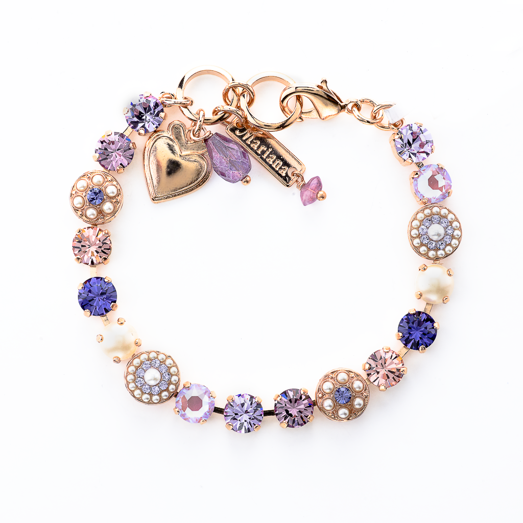 "Must-Have Rosette Bracelet in ""Romance"" *Preorder*"