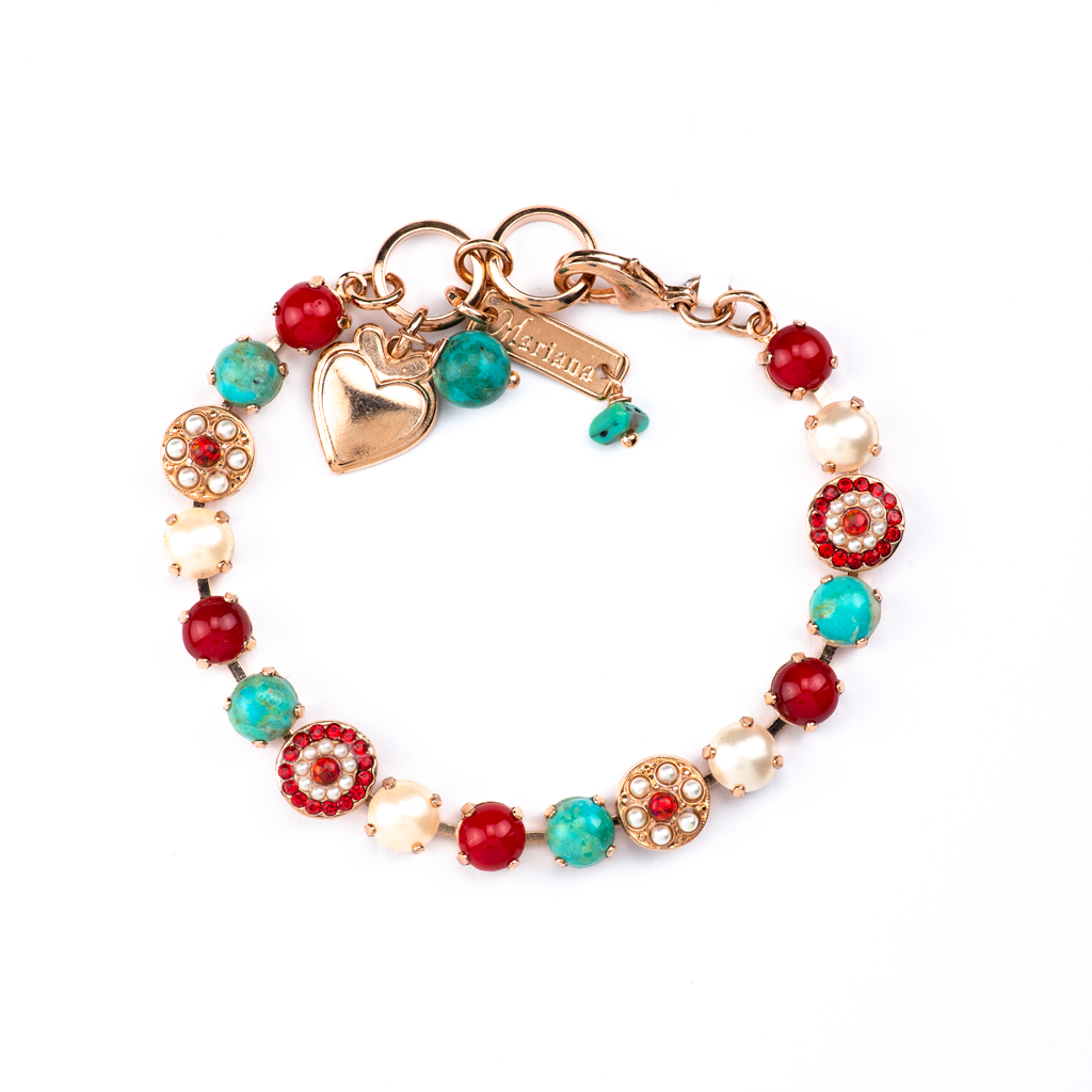 "Must-Have Rosette Bracelet in ""Happiness"" *Preorder*"