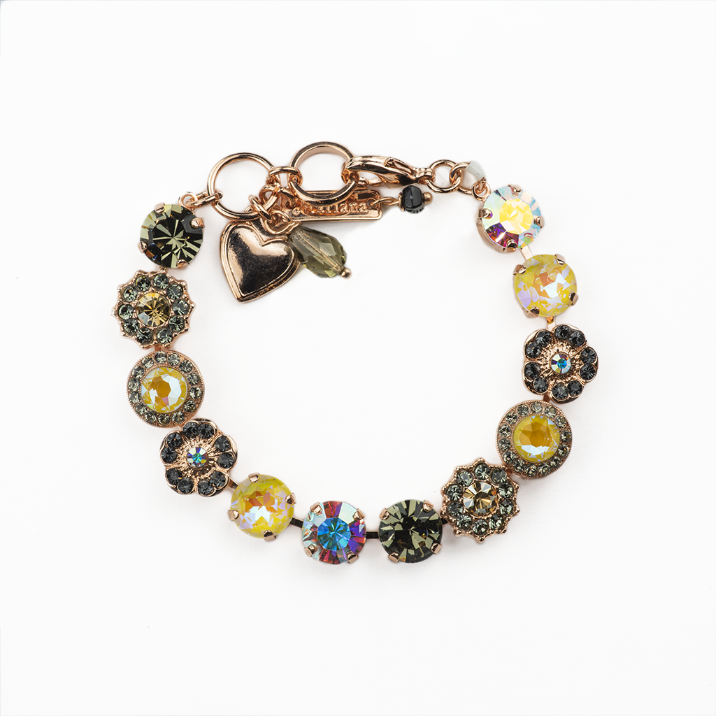 "Lovable Rosette Bracelet in ""Painted Lady"" *Preorder*"