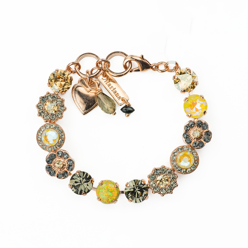 "Must-Have Rosette Bracelet in ""Painted Lady"" *Preorder*"