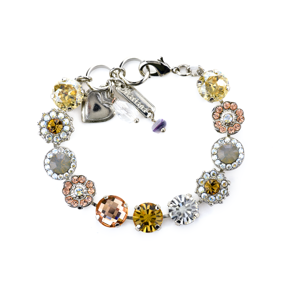 "Lovable Rosette Bracelet in ""Peace"" *Preorder*"