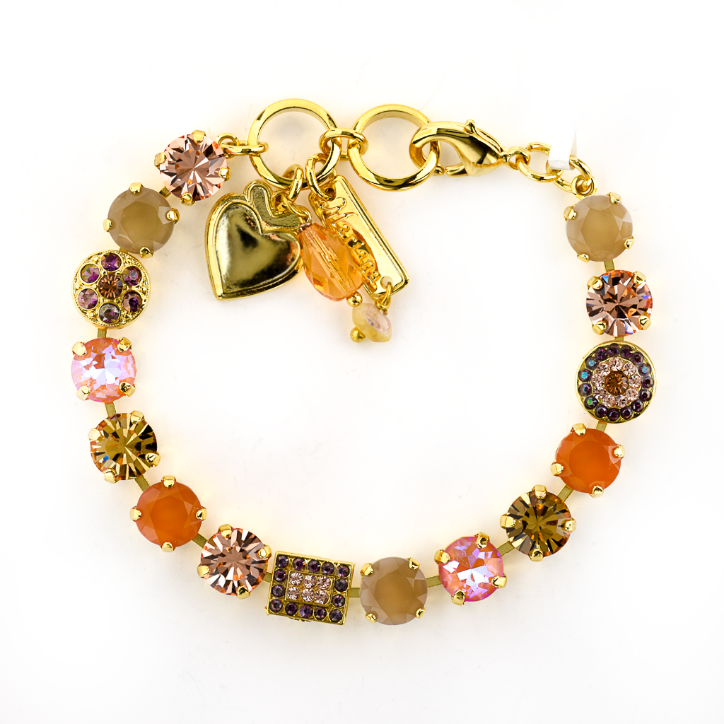 "Must-Have Cluster and Pave Bracelet in ""Desert Flower"" *Preorder*"