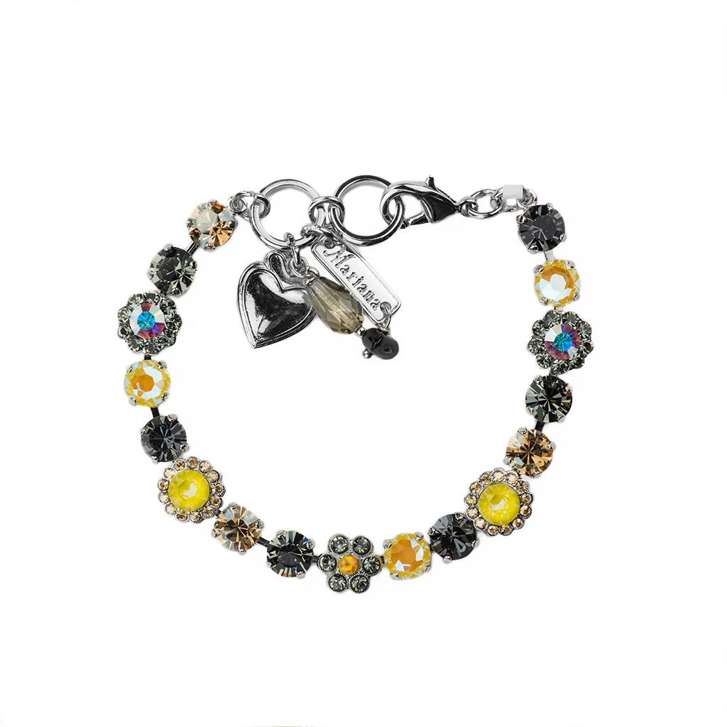 "Must-Have Flower Bracelet in ""Painted Lady"" *Preorder*"