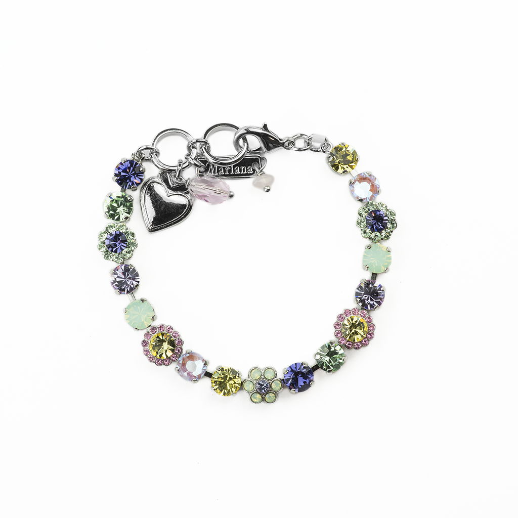 "Must-Have Flower Bracelet in ""Travelara"" *Preorder*"