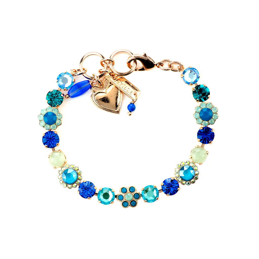"Must-Have Flower Bracelet in ""Serenity"" *Preorder*"