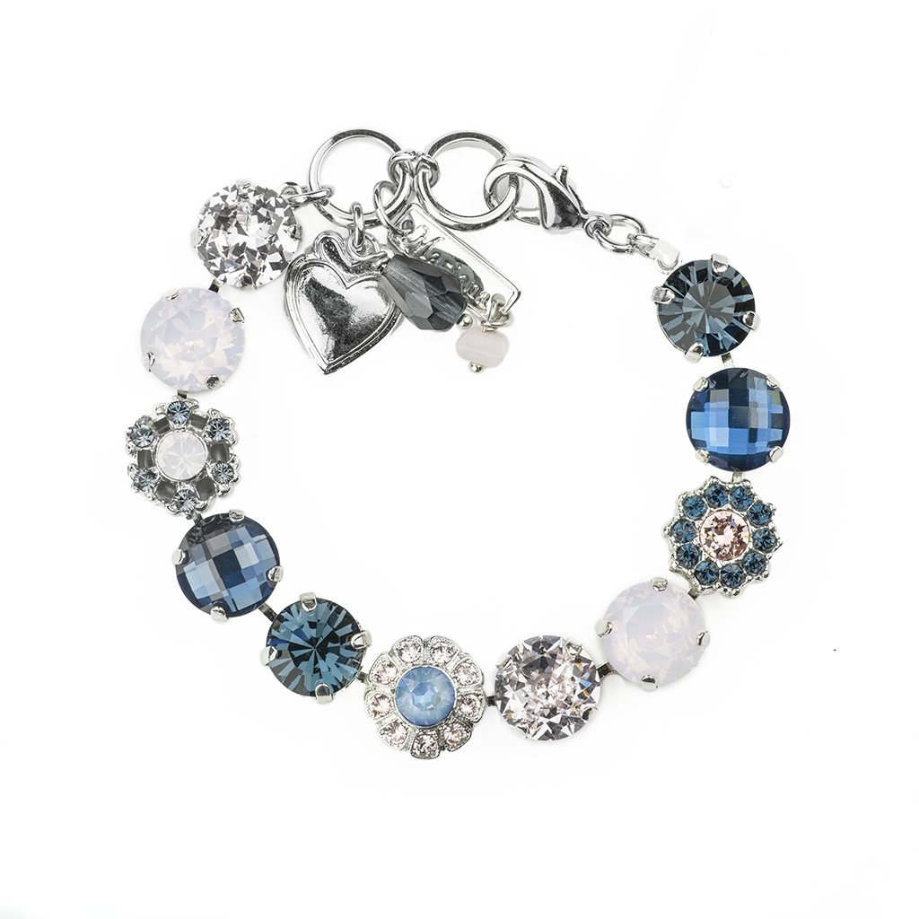 "Lovable Ornate Bracelet in ""Blue Morpho"" *Preorder*"