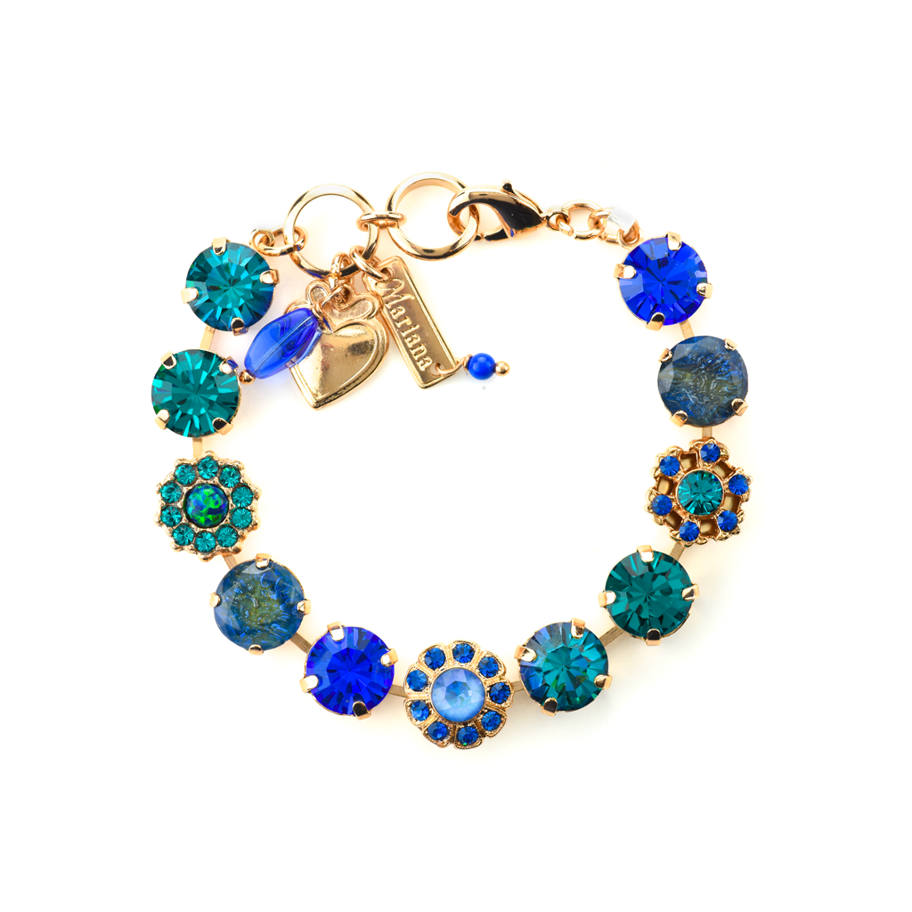 "Lovable Ornate Bracelet in ""Serenity"" *Preorder*"