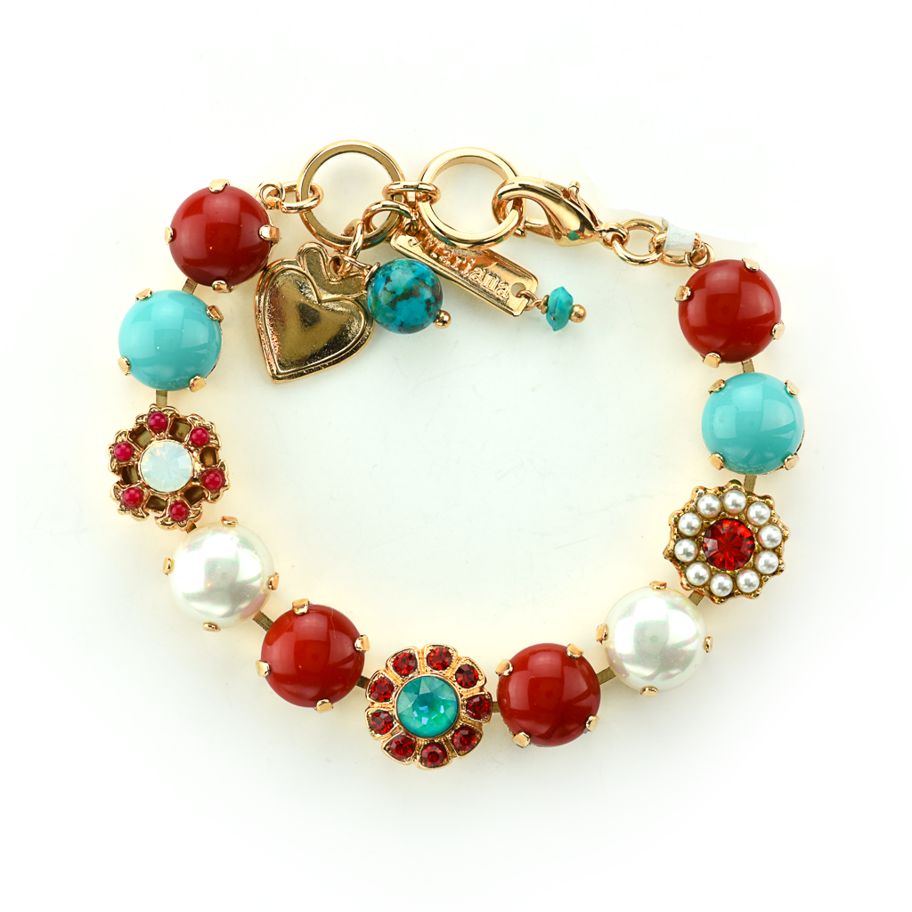 "Lovable Ornate Bracelet in ""Happiness"" *Preorder*"