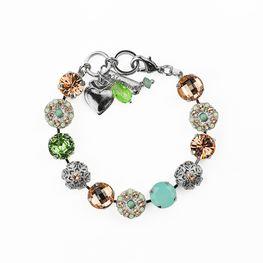 "*Preorder* Lovable Embellished Bracelet in ""Monarch"""