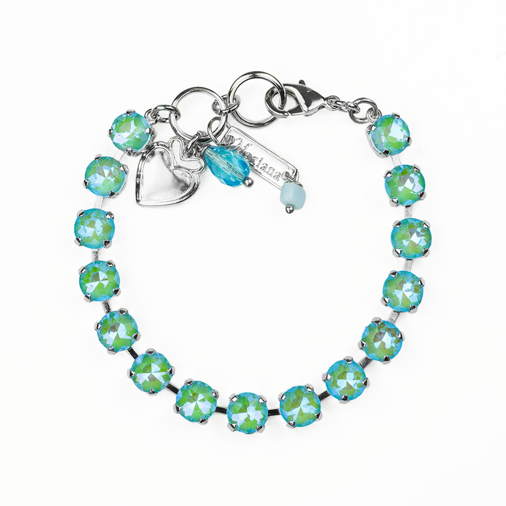 "Must-Have Everyday Bracelet ""Sun-Kissed *Preorder*  Aqua"""