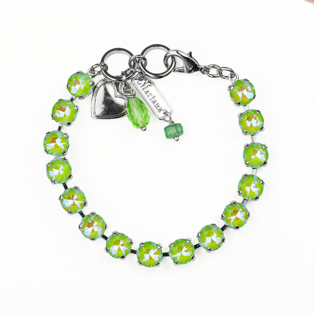 "Must-Have Everyday Bracelet Sun-Kissed ""Peridot"" *Preorder*"