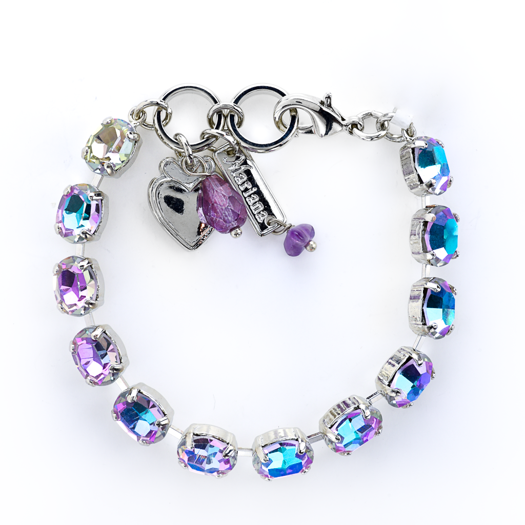 "Must-Have Oval Bracelet in ""Vitral Light"" *Preorder*"
