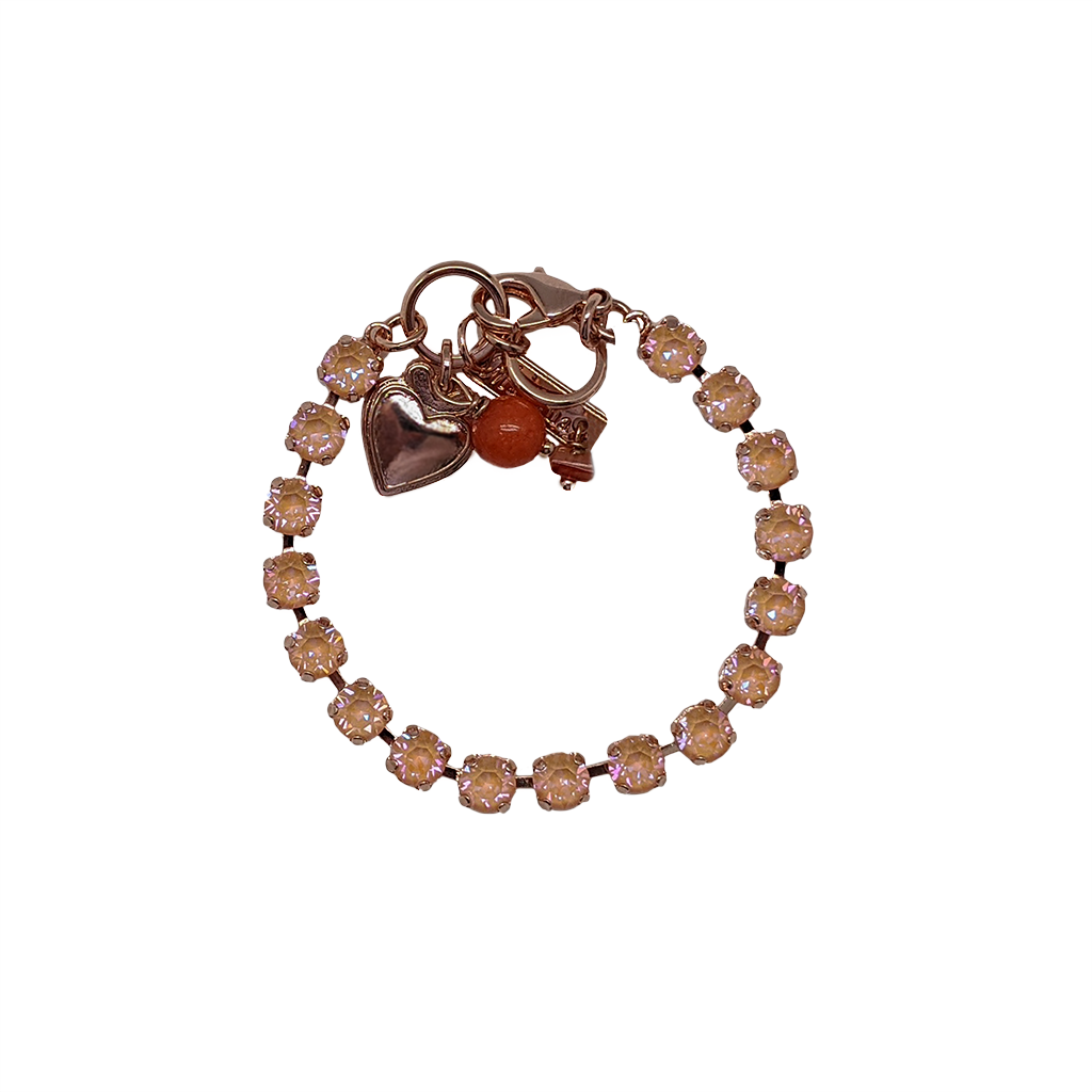 "Petite Everyday Bracelet in Sun-Kissed ""Peach"" *Preorder*"