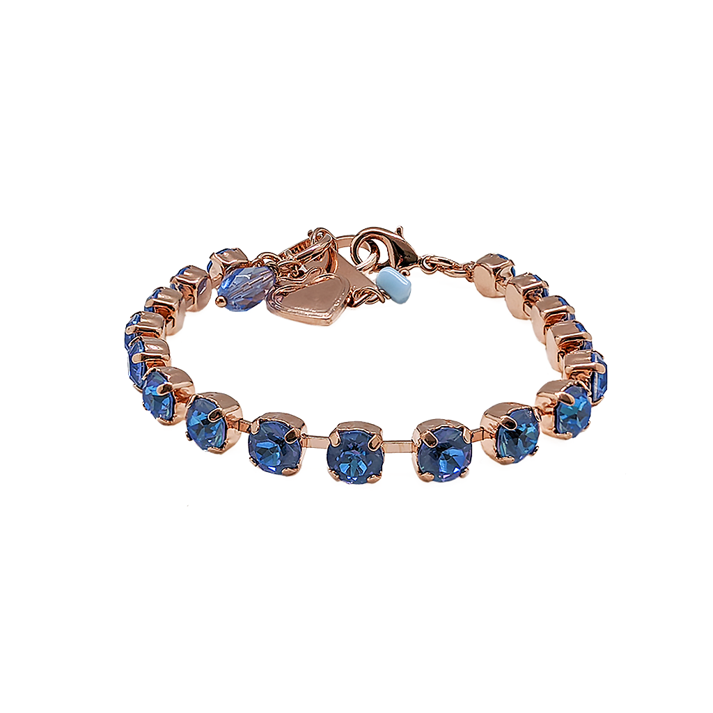 "Petite Everyday Bracelet in Sun-Kissed ""Ocean"" *Preorder*"