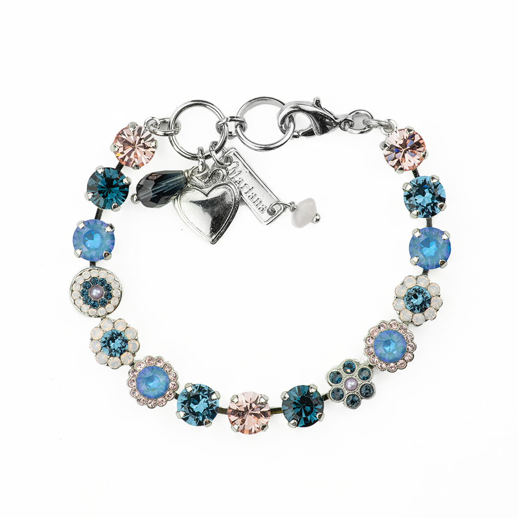 "Must-Have Rosette Bracelet in ""Blue Morpho"" *Preorder*"