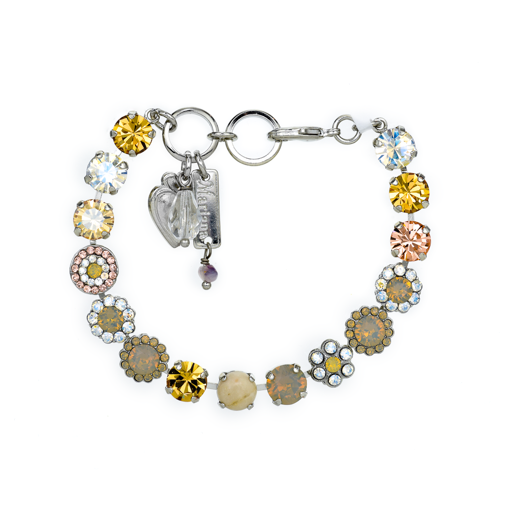 "Must-Have Rosette Bracelet in ""Peace"" *Preorder*"