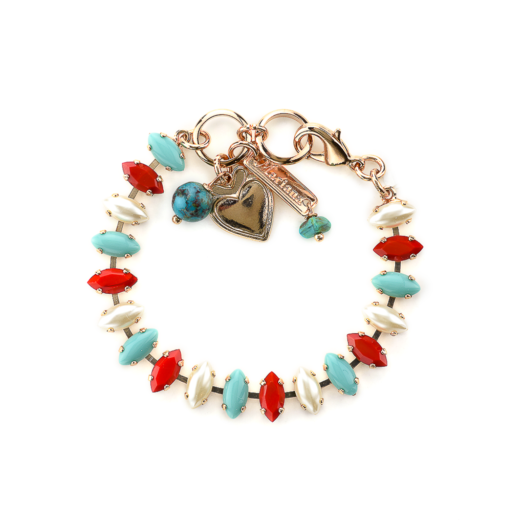 "Marquise Bracelet in ""Happiness"" *Preorder*"