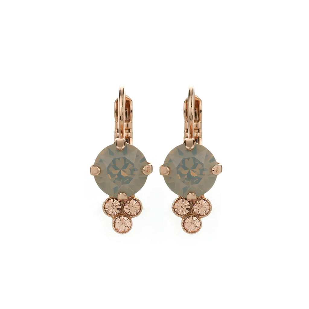 "Must-Have Leverback Earrings in ""Peace"" *Preorder*"