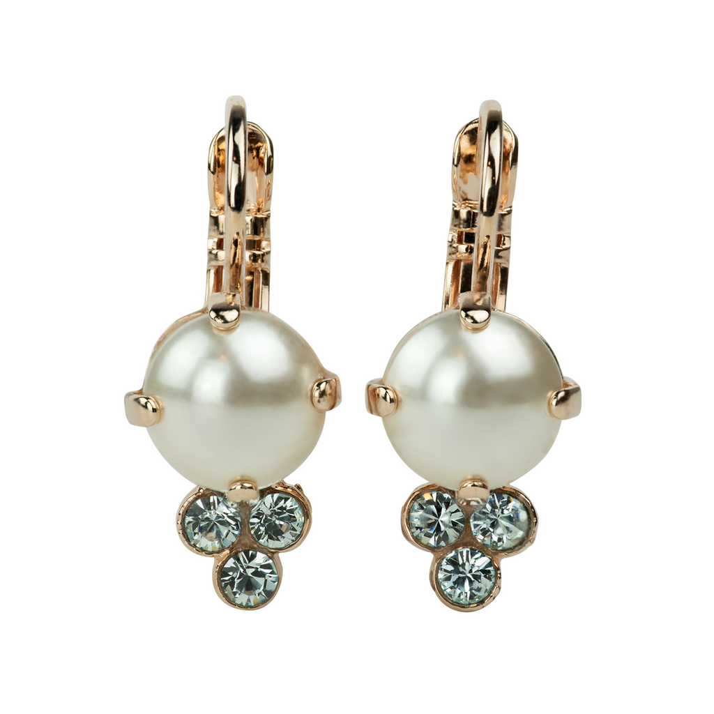 "Must-Have Leverback Earrings in ""Seashell"" *Preorder*"