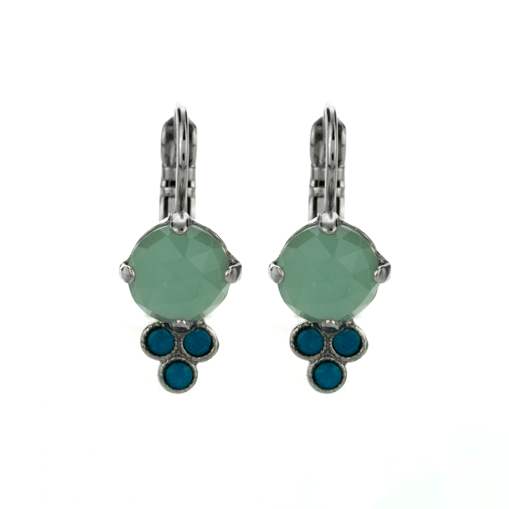 "Must-Have Leverback Earrings in ""Serenity"" *Preorder*"
