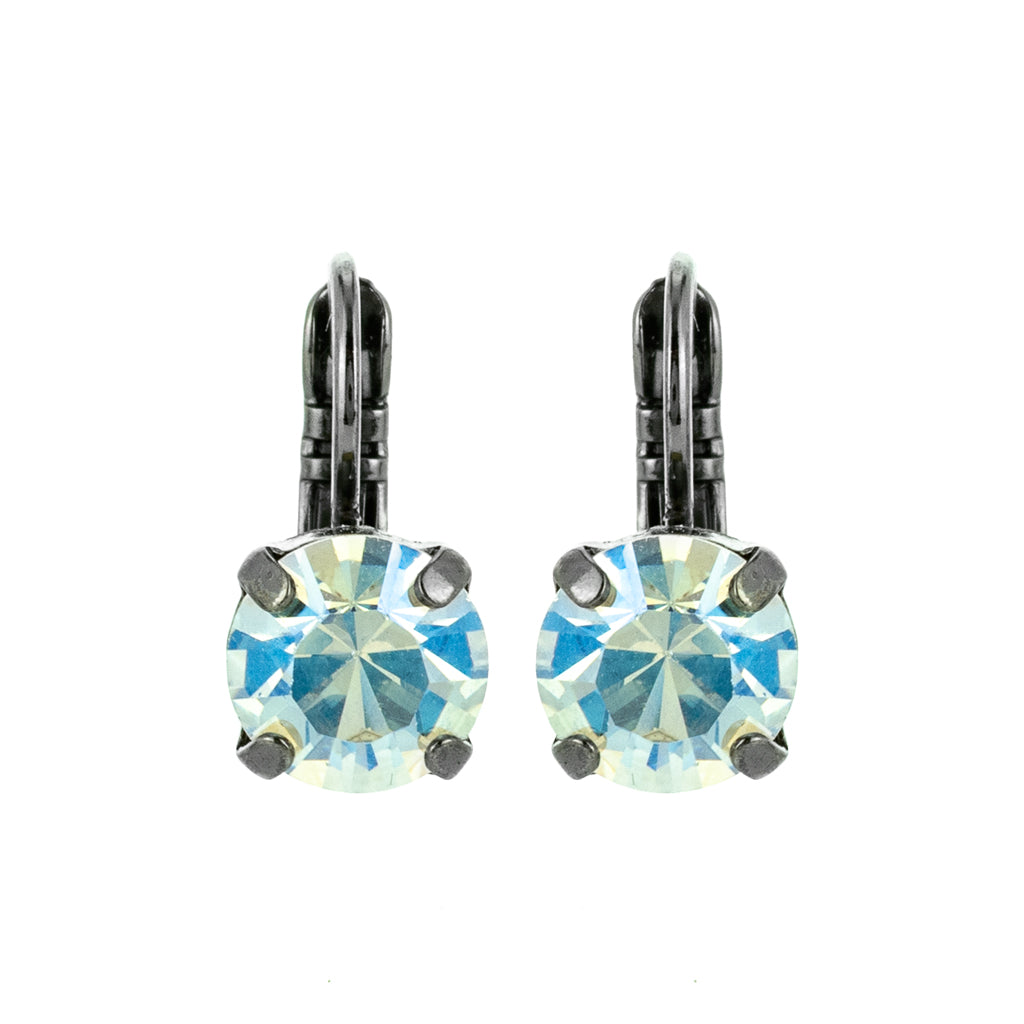 "Must Have Everyday Leverback Earrings in ""Crystal Moonlight"" *Preorder*"